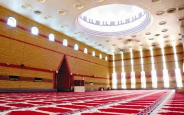 المسجد.. طهارة للروح