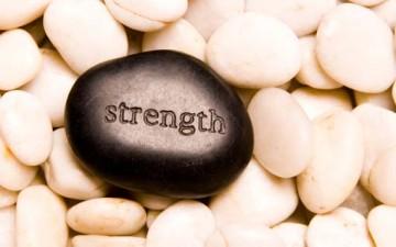 أنت قوي.. ولكن
