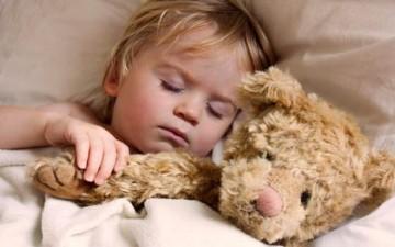 اضطرابات النوم عند الطفل