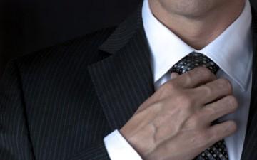 ربطة العنق وأمراض العيون