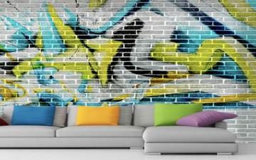 طريقة الرسم على الجدران