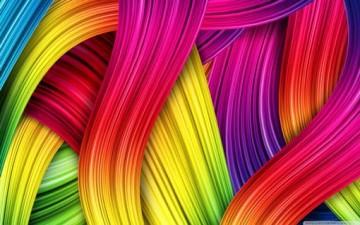 اللون.. شعر صامت