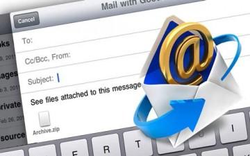 الأشكال اللغوية للرسائل الإلكترونية