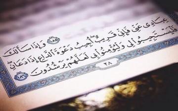 ثقافة الدعاء في القرآن