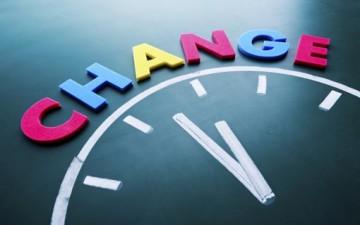 هل التغيير في الحياة ضرورة؟