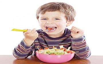 العلم الغذائي في الصغر كالنقش على الحجر