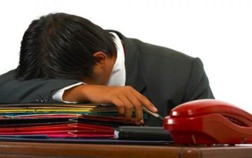 هل أنت مدمن للعمل؟