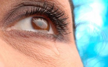 مشكلة استمرار دموع العين