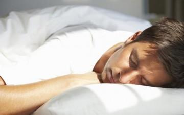 النوم علاجاً