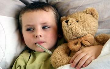 طُرق حماية الطفل من نزلات البرد