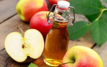فوائد خل التفاح الأحمر