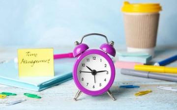 تنظيم الوقت.. يجلب السعادة