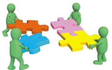 التعاون والعمل الجماعي