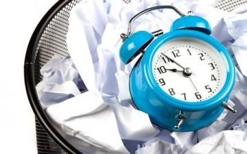 هل نودع تنظيم الوقت؟