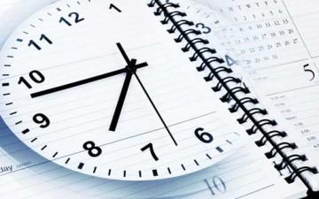 جدولة الوقت