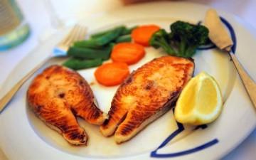 تناول الأسماك للوقاية من الجلطات الدماغية