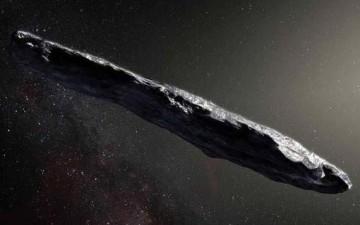 جسم يشبه السيجارة في الفضاء يحير العلماء