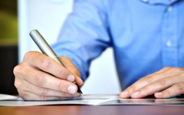 آلية كتابة السيرة الذاتية