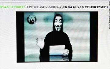 قراصنة «أنونيمس» يهددون وزارة العدل الأمريكية