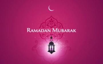 شهر رمضان.. موسم البناء