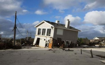 أضرار فادحة وضحايا بالجملة أحدثها الإعصار ساندي بالصور