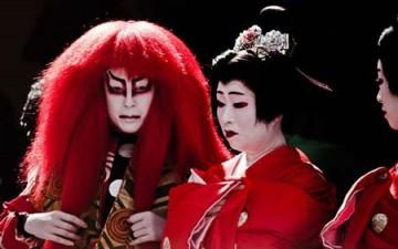 الألوان والنار والأقنعة في مهرجانات اليابان