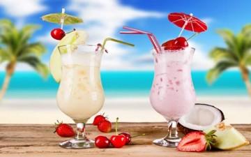 أطايب الصيف.. حلوة ومنعشة