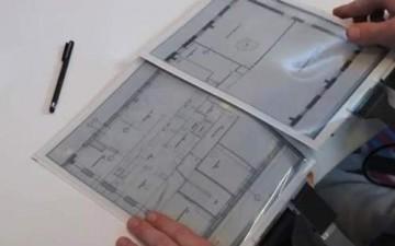 بيبر تاب.. أول كمبيوتر لوحي -ورقي
