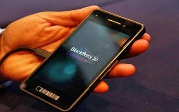 بلاكبيري تطلق أول تحديث لنظام Blackberry 10