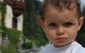 ديناميكية الغضب عند الأطفال
