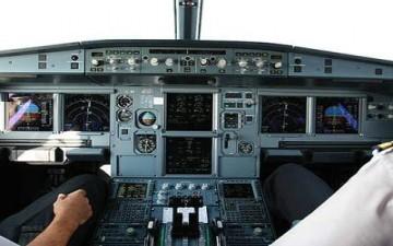 طيار غفا مرتين خلال رحلة بين لندن ولوس أنجلوس