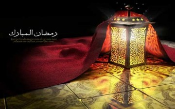 حوار.. مع رمضان