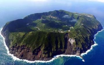 جزيرة أوغاشيما - العيش داخل فوهة البركان