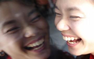 إستخدام الضحك ضد الخوف