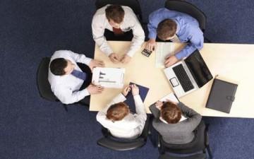 الإجتماعات داخل بيئة العمل