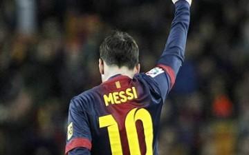 ميسي يكسر رقما قياسيا بتسجيله 86 هدفا في عام واحد