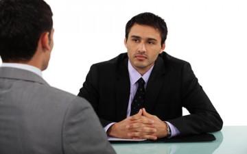 ترتيب المقابلة الشخصية