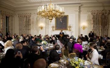 أوباما يستشهد بالقرآن الكريم في مأدبة رمضانية في البيت الأبيض