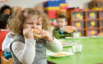 مخاطر السمنة على الأطفال