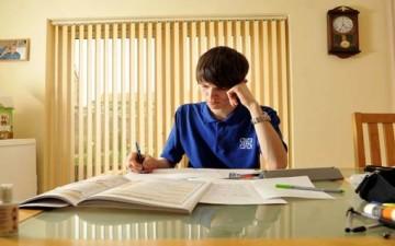 قلق طلابنا من الامتحانات