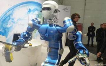 «جاستين» روبوت بقدرات كبيرة