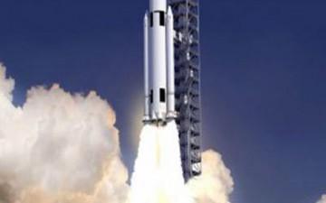 صاروخ فضائي روسي جديد لحمل أوزان ثقيلة