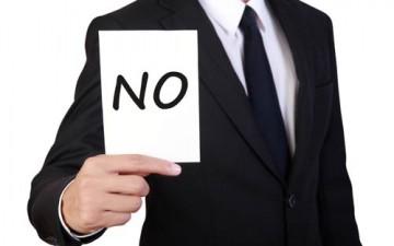 فنون الرفض والقدرة على قول «لا»