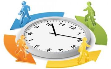 التعامل مع روتين العمل ومتطلباته اليومية