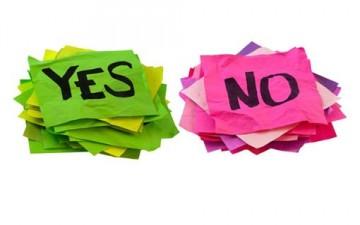 التدرب على قول «لا» الإيجابية